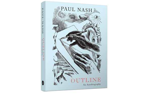 Paul Nash Autobiography, Outline, Lund Humphries 2016