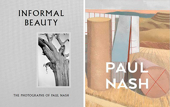 Paul Nash books, Tate Publishing 2016
